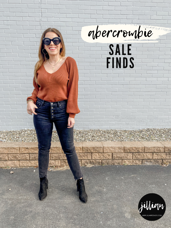 Abercrombie Sale Finds