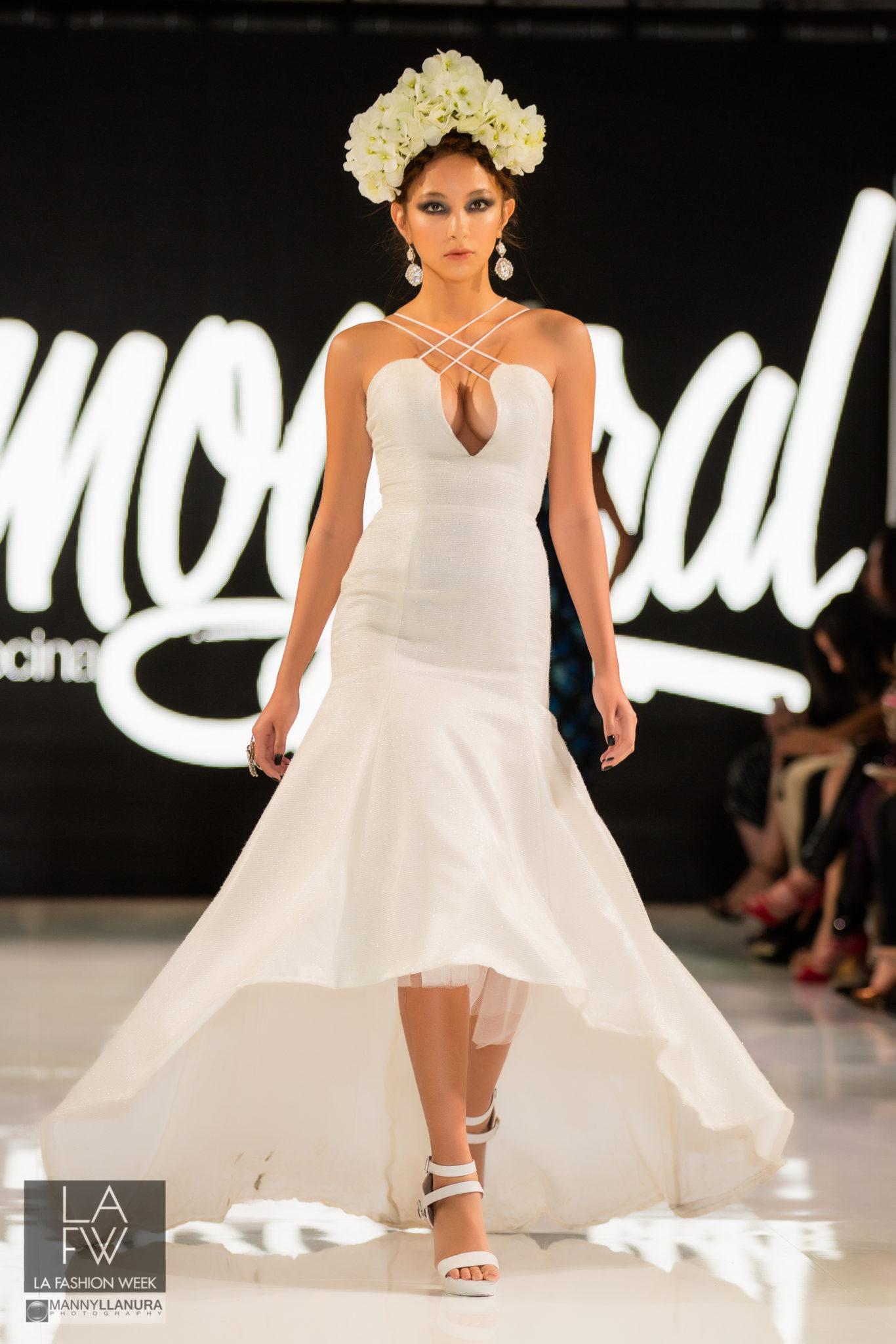 Cosmogyral runway LAFW LA Fashion Week 2016