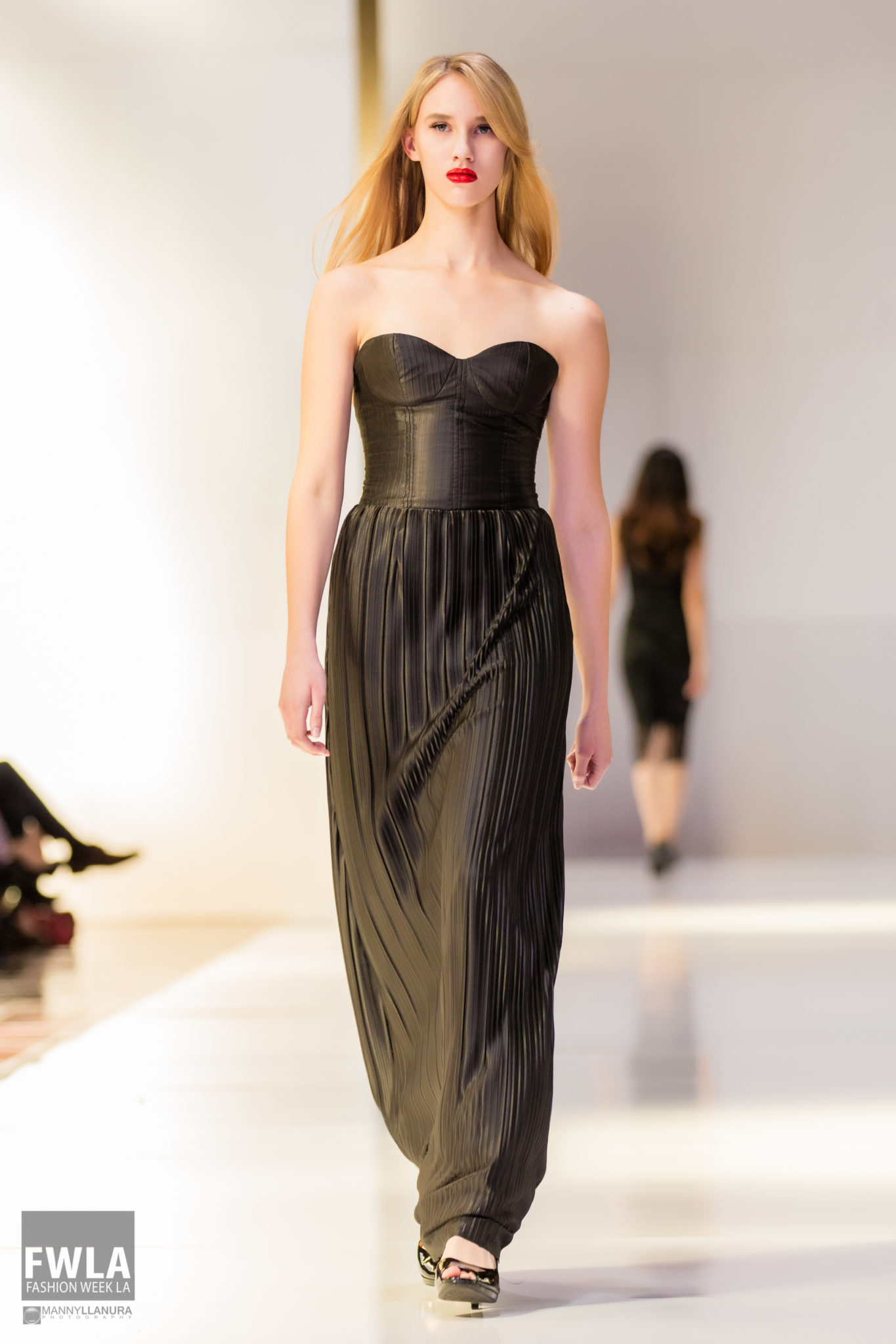Lou Razon Designer LouLou Couture LA Fashion Week LAFW 2016
