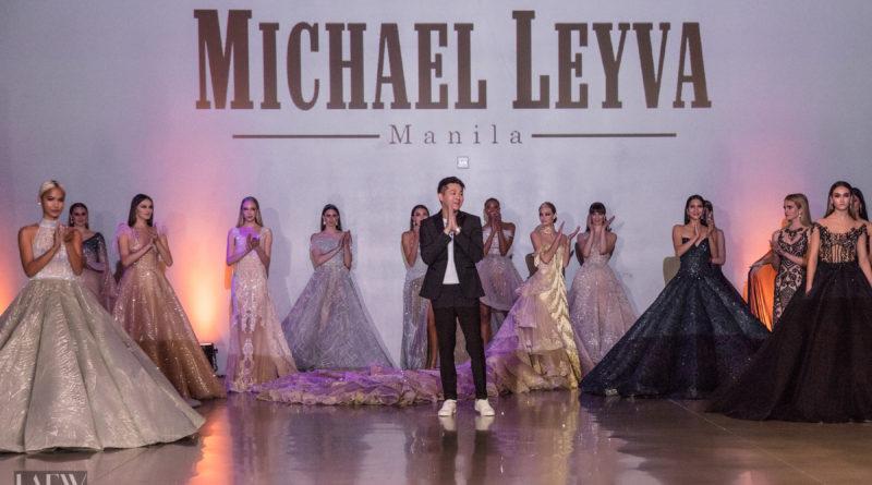 LAFW 2018 Michael Leyva Runway