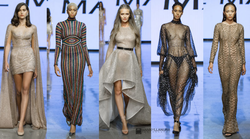 Elie Madi Runway LA Fashion Week LAFW SS19