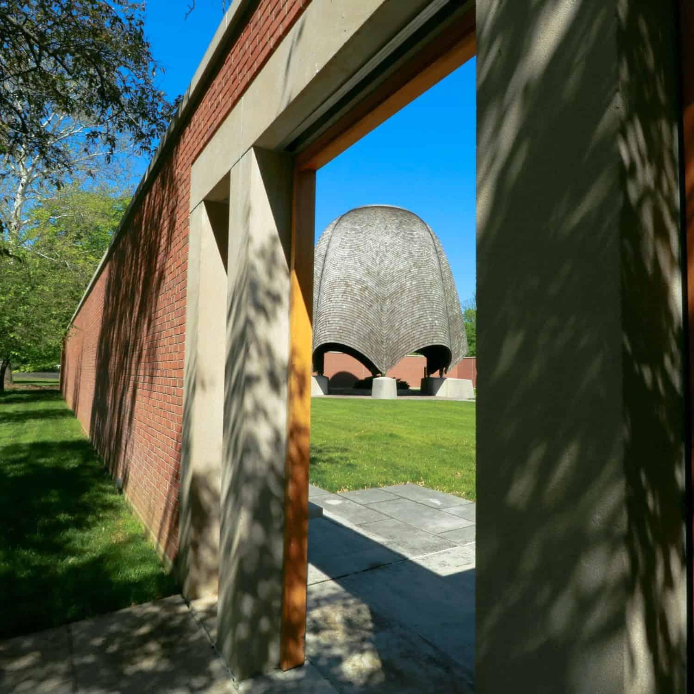 Dome through window2 sq