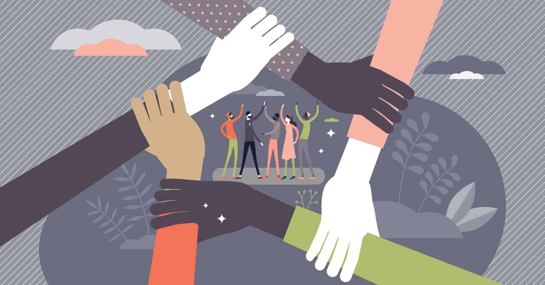 Buildng strong communities