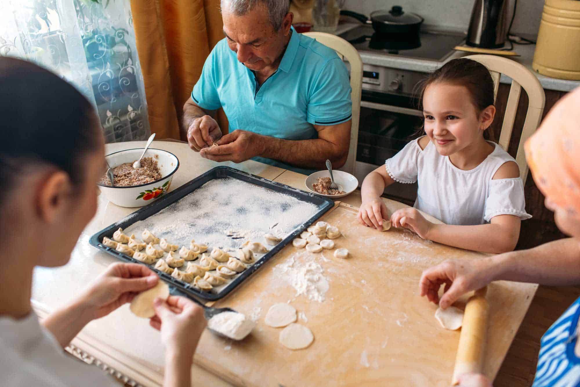 Why are family traditions important?