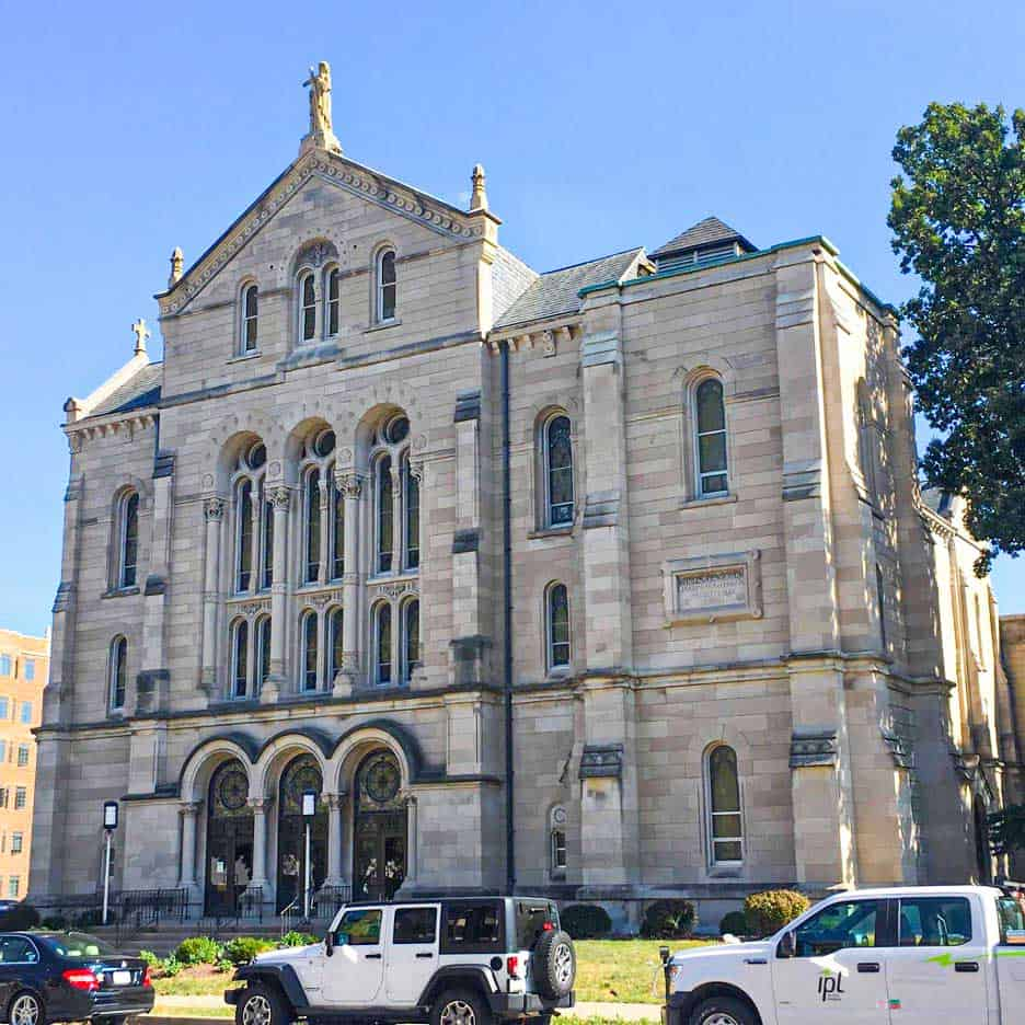 history of the Methodist church