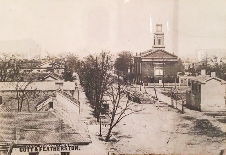 Methodist history in Indy 1
