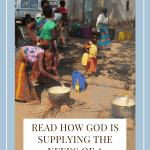 God will supply all your needs