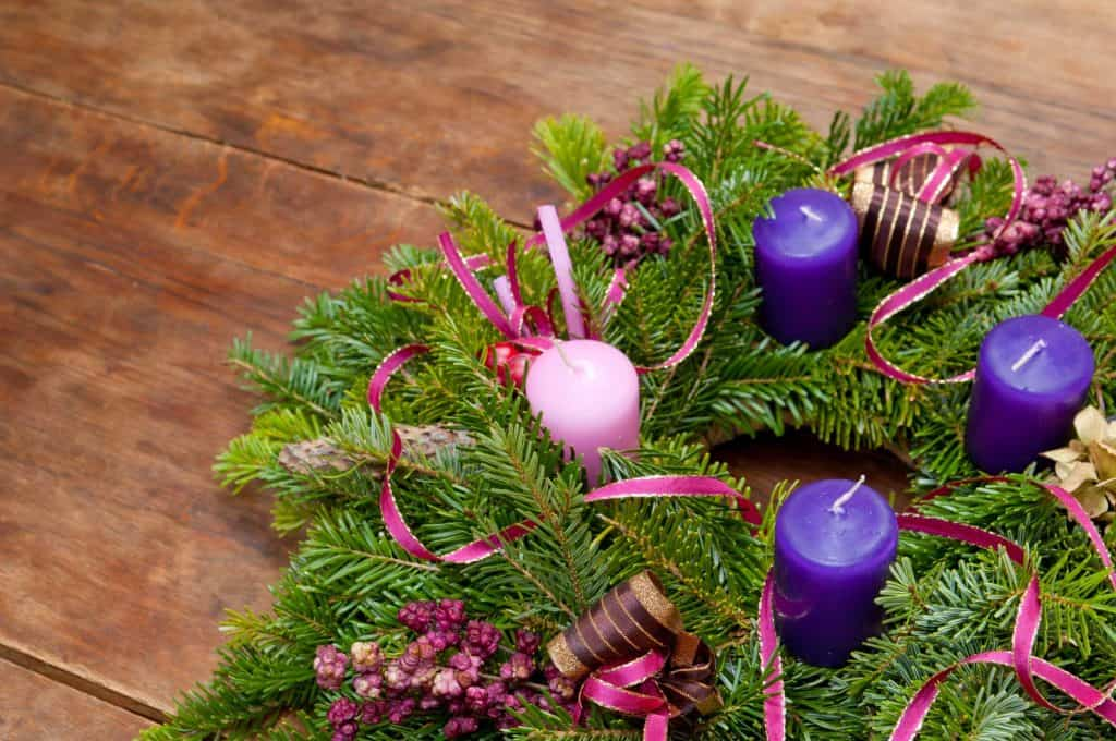 history of advent