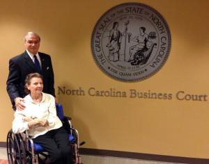 North Carolina Business Court lawyer