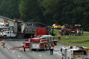 truck accident attorney Raleigh NC