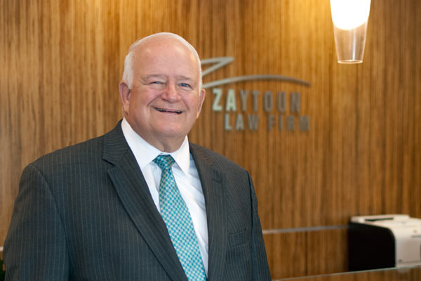 Attorney Charles K. McCotter Jr.