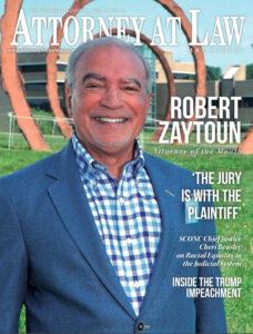 Robert Zaytoun on Attorney At Law magazine