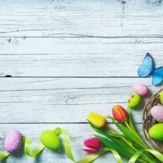 Our Easter Lineup: A Reminder that Plants and Nature are Critical for Wellness