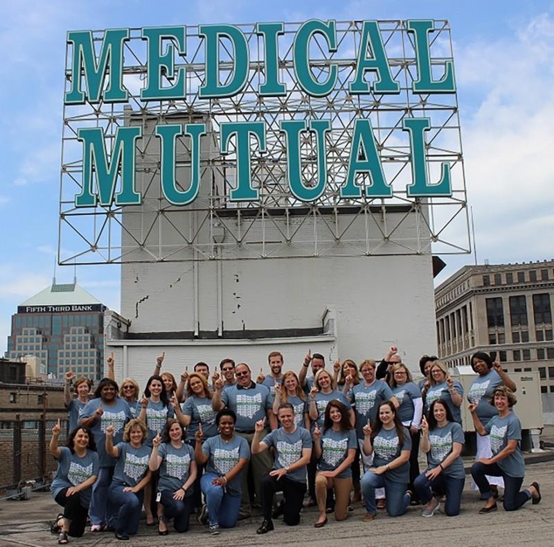 Medical Mutual supports Koinonia's nursing care program grant