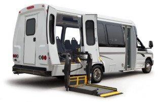 Koinonia is seeking to raise $65,000 for a 18 passenger wheelchair bus