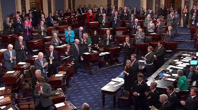 US Senate Recognizes Direct Support Professionals