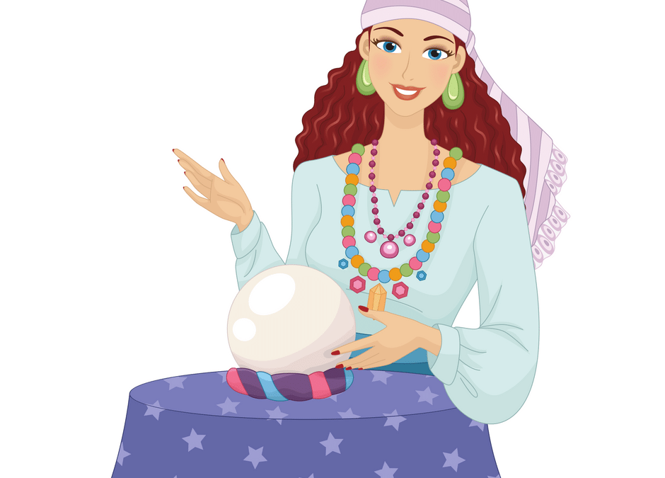Modern Psychics: They just don't make them like they used to