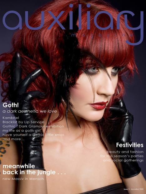 Auxiliary Magazine December/January 2008/2009 Issue