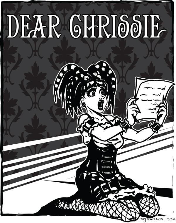 dear chrissie
