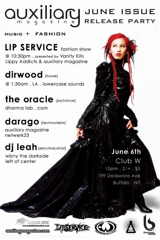 june issue release party
