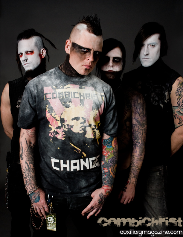 An Interview with Combichrist