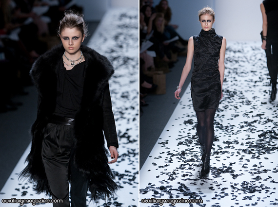 new york fashion week highlights : tony cohen