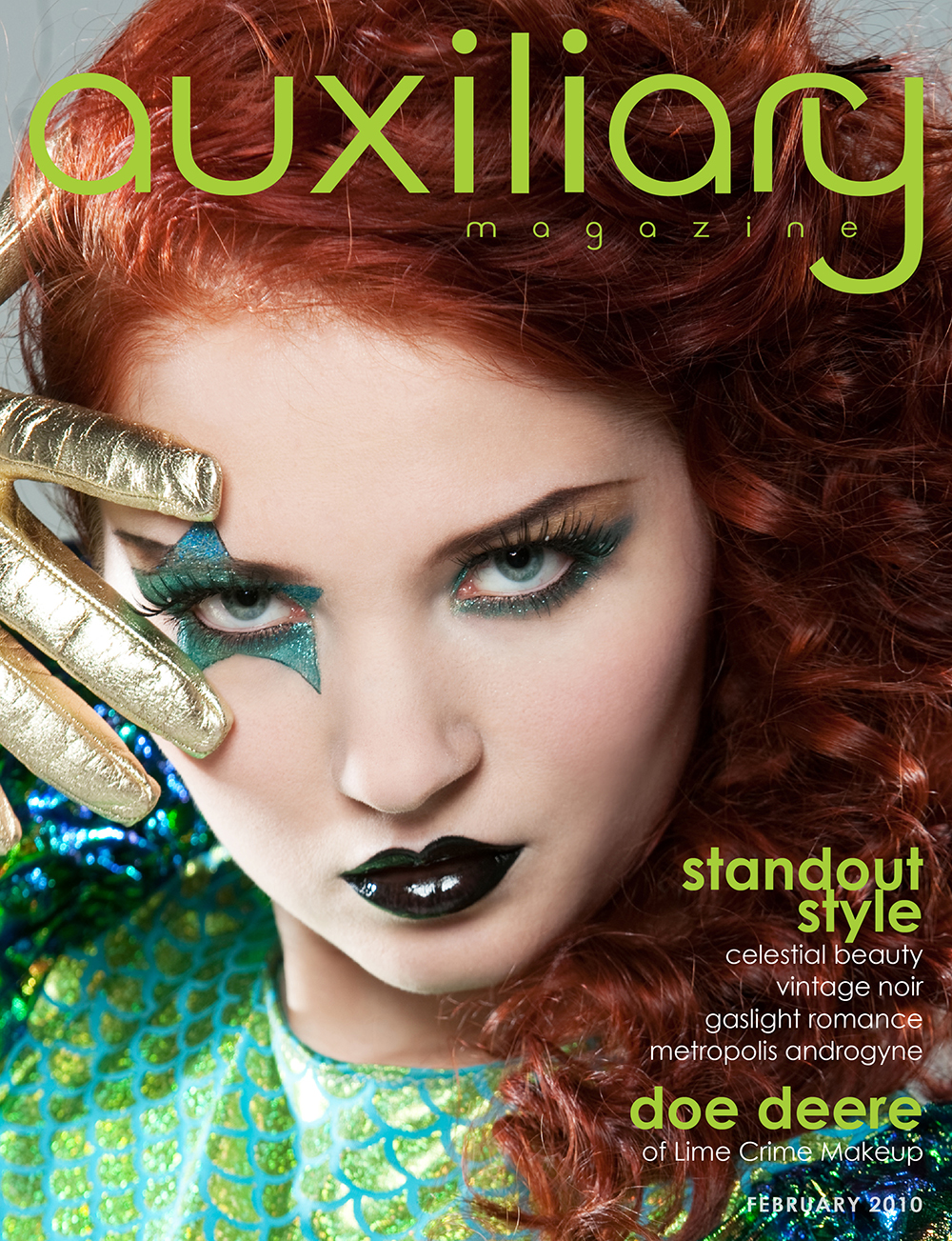 Auxiliary February/March 2010 cover