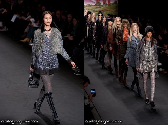 new york fashion week highlights : anna sui