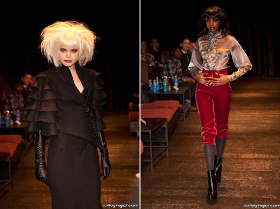 new york fashion week highlights : cheng-huai chuang