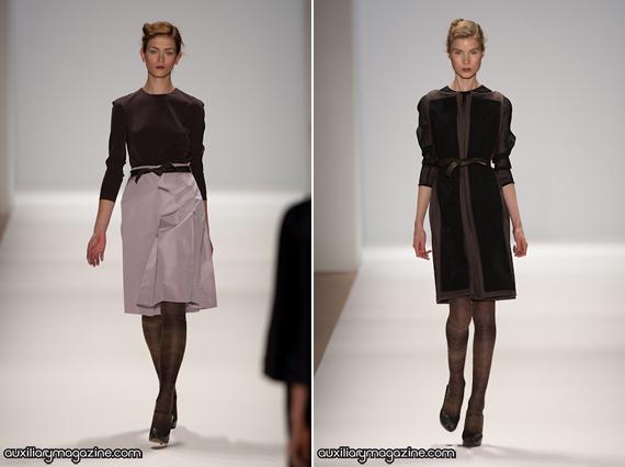 new york fashion week highlights : trias