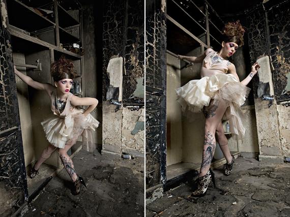 inspiration : apnea – balletto chic