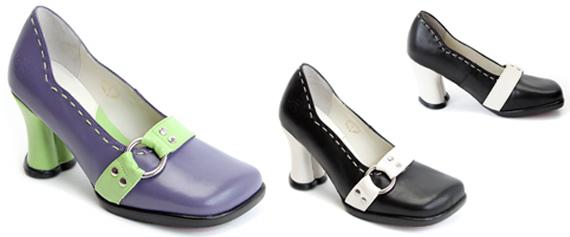 item of the week : hi choice vanny heel by fluevog