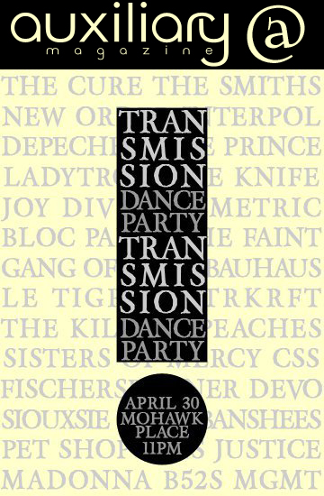 transmission dance party