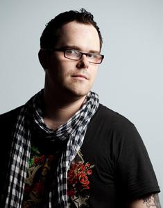 Photograph of Luke Copping