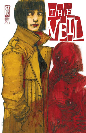 graphic novel review : the veil