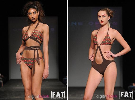 the runway at FAT : One Of Us Swimwear