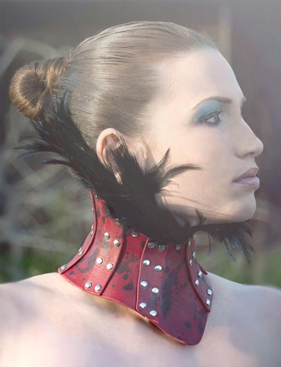 inspiration : Antiseptic Fashion – elegant kink