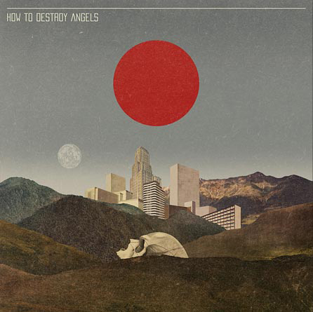 music review : How To Destroy Angels – S/T EP