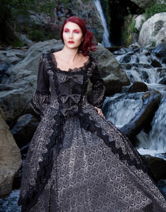inspiration : Sharon TK – Victorian serenity