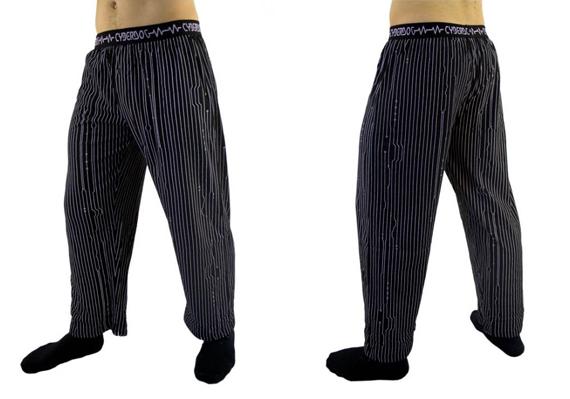 item of the week : mens pyjamas bottom by Cyberdog