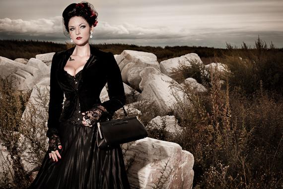 inspiration : Jessica Jean – aristocratic allure