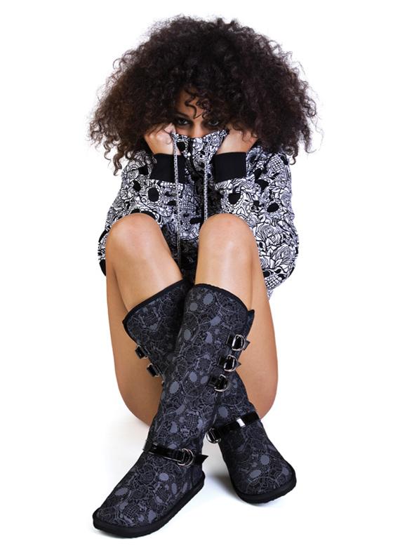 fashion find : Iron Fist fug boots