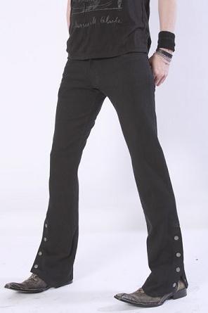 item of the week : denim spat pant by Serious Clothing