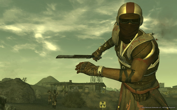 the angriest critic : Fallout New Vegas