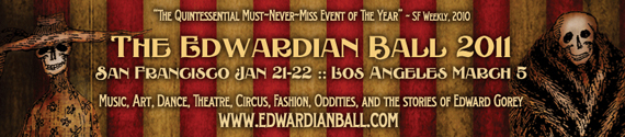 upcoming : The Edwardian Ball