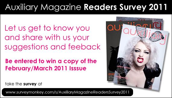 readers survey 2011