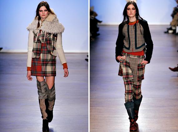 new york fashion week : Rag & Bone fall 2011