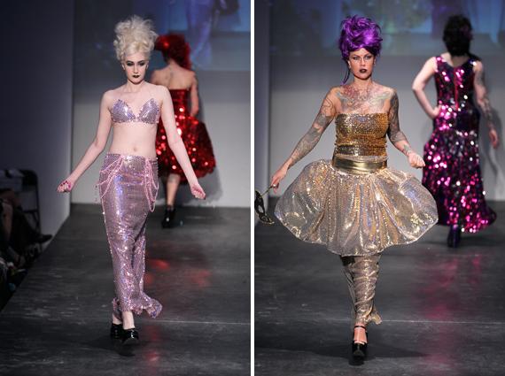 the runway at FAT 2011 : Fashion Whore