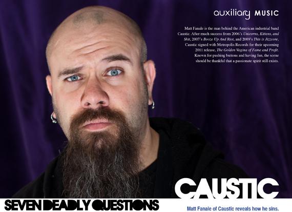 seven deadly questions : Caustic