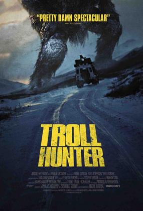 film review : Troll Hunter